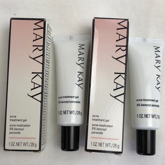 Mary Kay Makeup 2 Pcs Acne Treatment Gel Poshmark